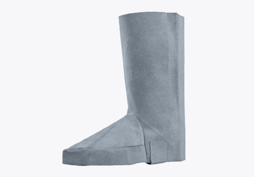 safety boots grey