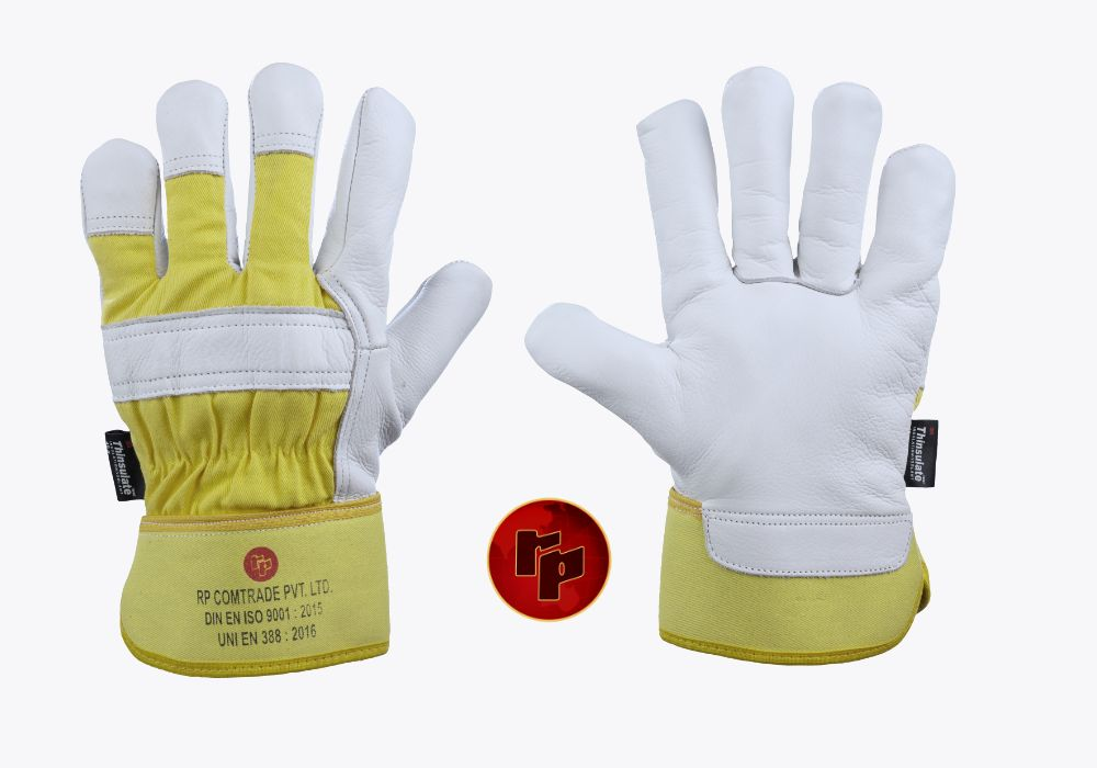RPC016 THN1_NATURAL GRAIN CANADIAN GLOVES (THINSULATE)