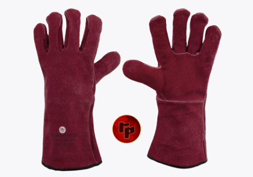 RPC001A RCL_RED SPLIT WINTER GLOVES – 1