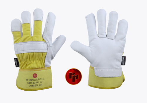 RPC016 THN1._NATURAL GRAIN CANADIAN GLOVES (THINSULATE)