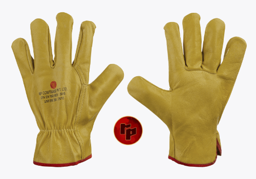 RPC023G_ABY._COLOURED CHROME DRIVING GLOVES