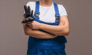 protective clothing for meat butchers