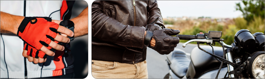 Different Types Of Driving Gloves